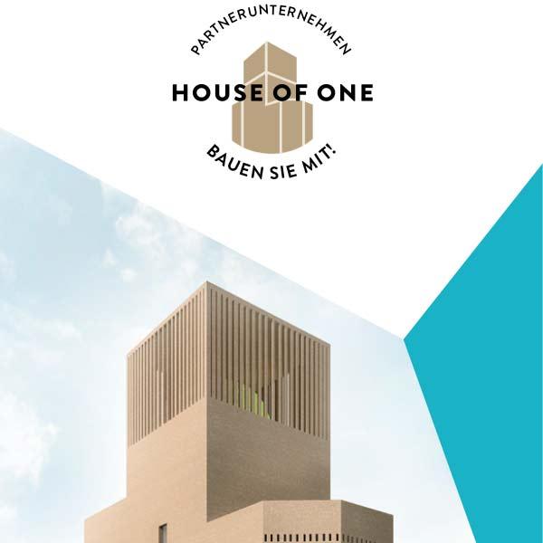 Bild Broschüre Hause of One