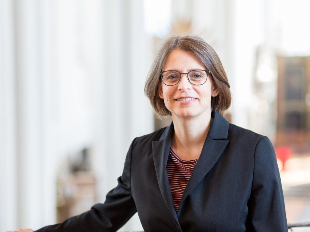 Marienkantorin KMD Marie-Louise Schneider, Foto: Klemens Renner