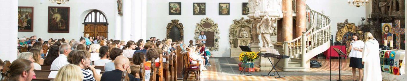 Gottesdienst in St. Marien