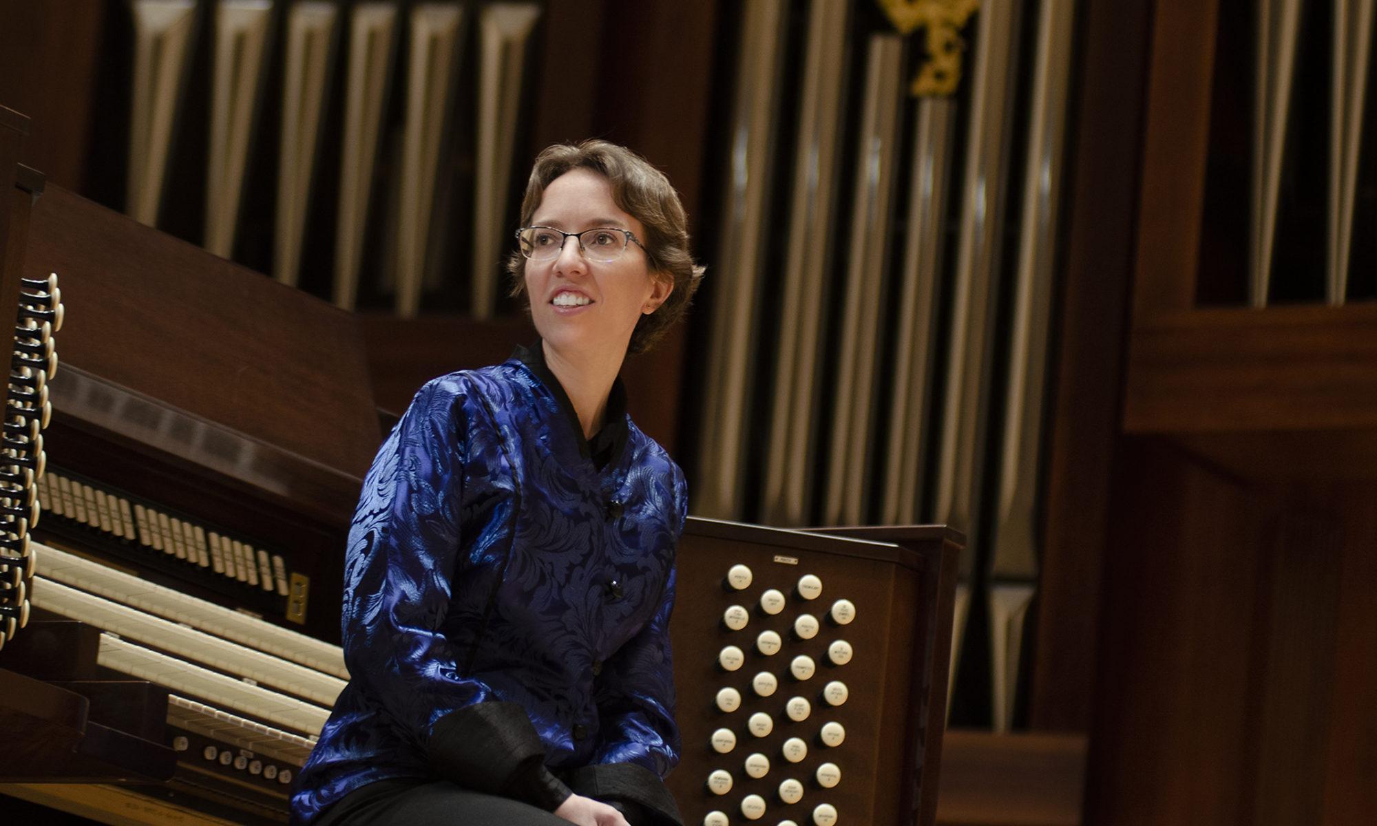Orgelkonzert am 29. Juli mit Isabelle Demers